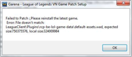 errors failed-to-patch