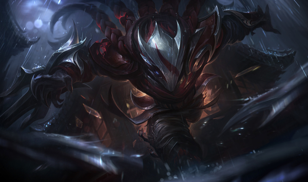 BloodMoon Talon SplashArt