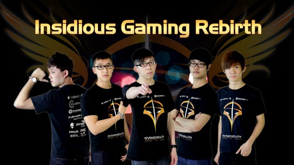 Insidious Gaming Rebirth