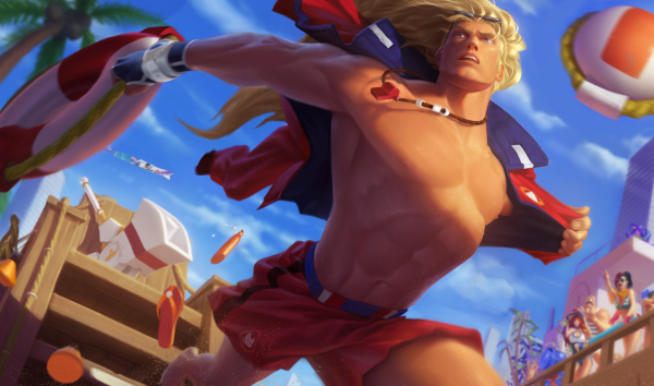 Taric Splash 4