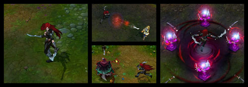 Katarina Screenshots