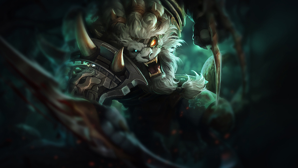 Rengar Splash Centered 0