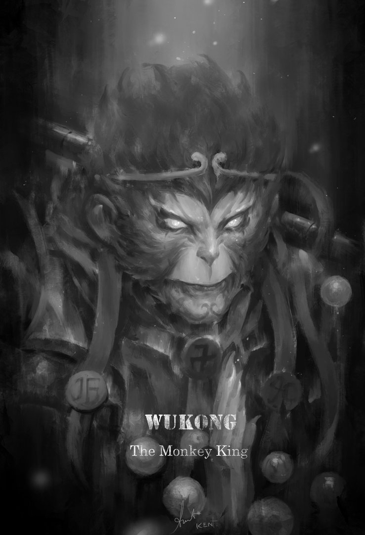 wukong league of legends by leekent-d7of3hi