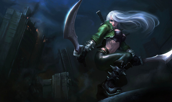 Katarina Splash 1