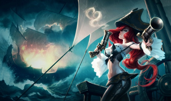 MissFortune Splash 0