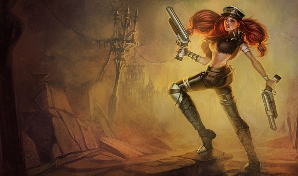 MissFortune Splash 5