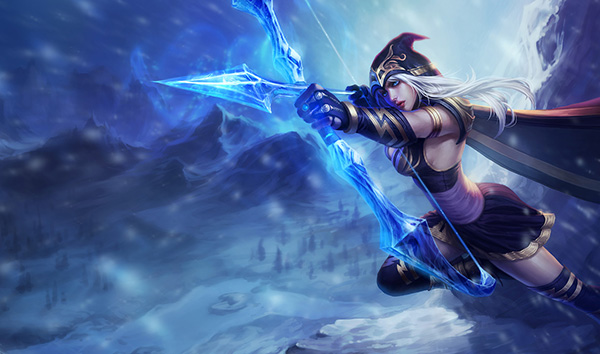 Ashe Splash 0