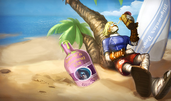 Singed Splash 3