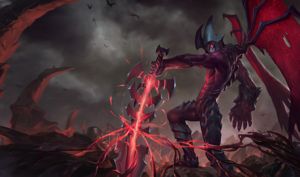 Aatrox Splash 0