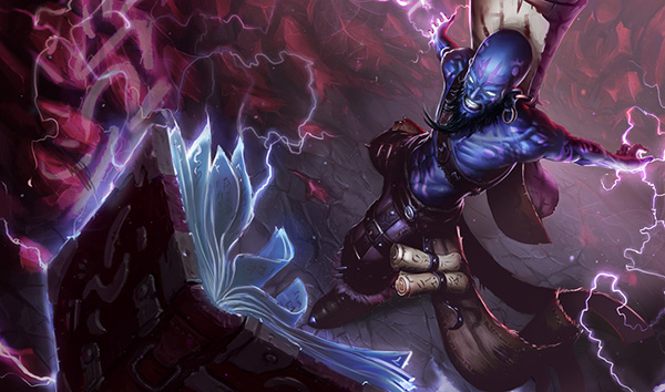 Ryze Splash 0