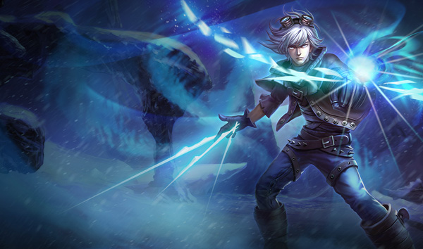 Ezreal Splash 3