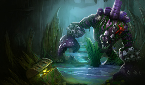 Malphite Splash 2