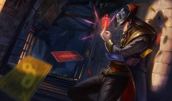 TwistedFate Splash 0