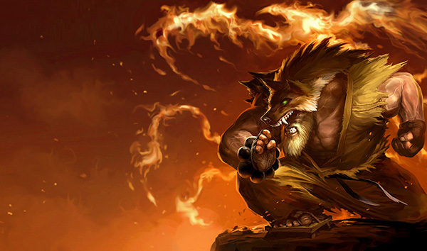 Udyr Splash 1