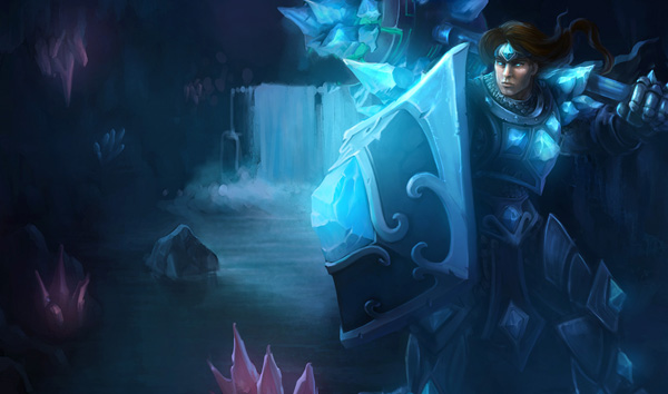 Taric Splash 0