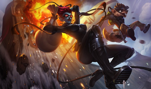 Evelynn Splash 4