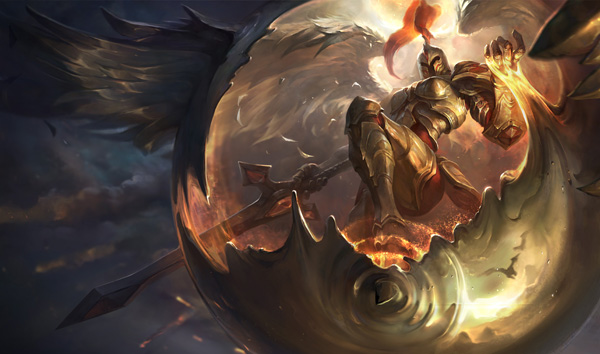 Kayle Splash 0