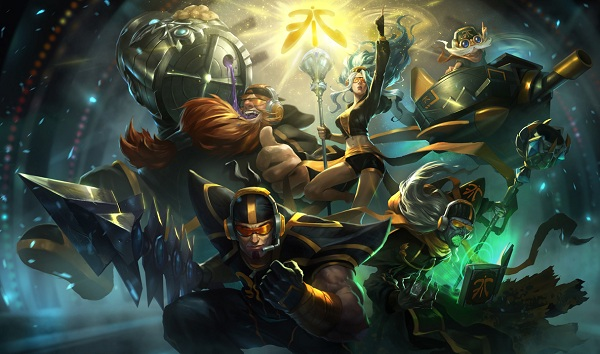 Gragas Splash 8