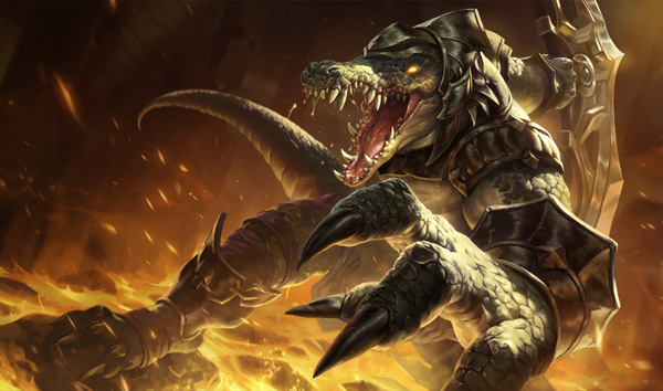 Renekton Splash 0