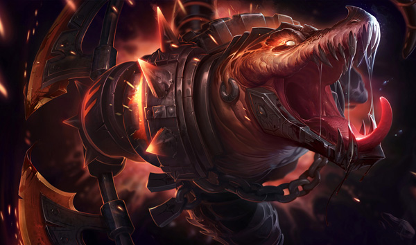 Renekton Splash 5