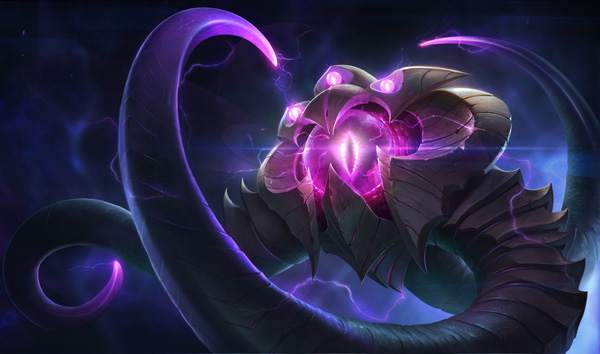 Velkoz Splash 0
