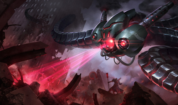 Velkoz Splash 1