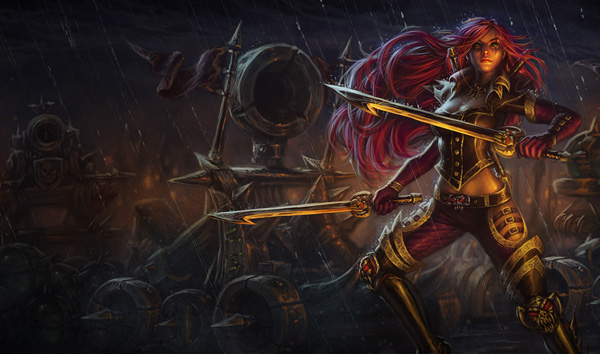 Katarina Splash 5