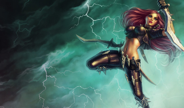 katarina Splash 0