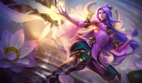 Irelia Splash 5