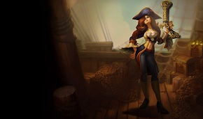 MissFortune Splash 2