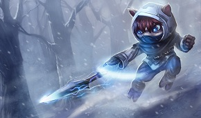 Kennen Splash 5