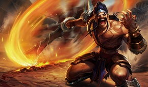 Draven Splash 2