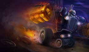 Blitzcrank Splash 4
