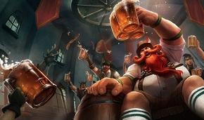 Gragas Splash 6