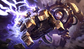 Blitzcrank Splash 0