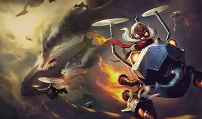 Corki Splash 0