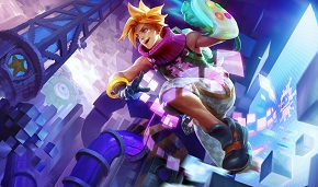 Ezreal Splash 9