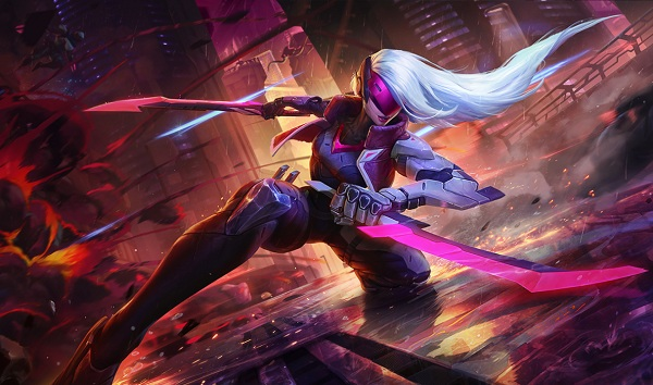 Katarina Splash 9