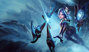 Irelia Splash 4