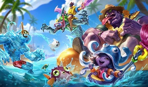 Lulu Splash 5