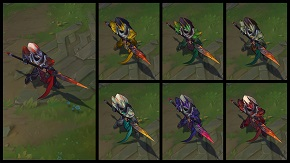 xinzhao dragonslayer chromas