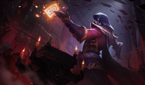 TwistedFate Splash 10