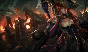 MissFortune Splash 8