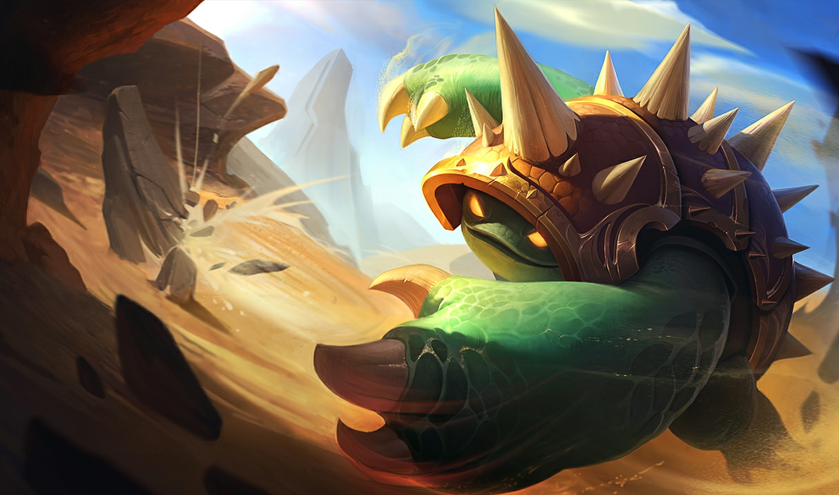 Image result for rammus